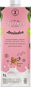 Leite Vegetal de Amêndoas - 1 litro - A Tal da Castanha