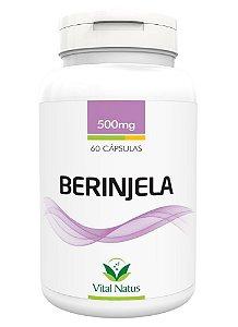 Berinjela - 60 Cápsulas (500mg) - Vital Natus