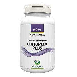 Quitoplex Plus - 60 Cápsulas (600mg) - Vital Natus