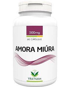 Amora Miúra - 60 Cápsulas (500mg) - Vital Natus