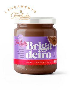 Brigadeiro Fru-Fruta (Vegano) - 150g