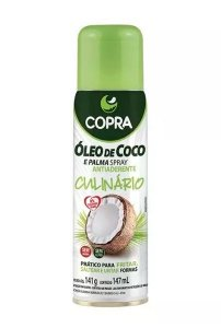 Óleo De Coco Spray Antiaderente - 200ml - Copra