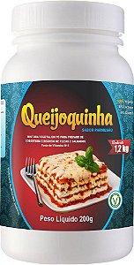Queijoquinha - Queijo Vegetal sabor Parmesão - 200g - NaturalScience