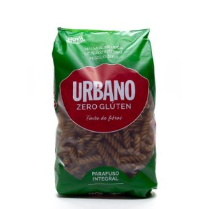 Macarrão Sem Glúten Integral Parafuso - 500g - Urbano