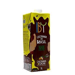 Bebida Vegetal - Castanha do Brasil + Cacau - 1L - Iby