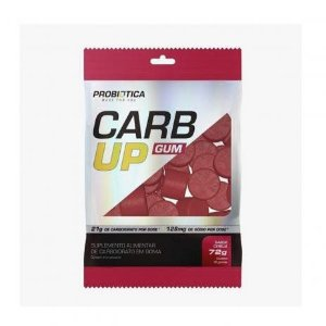 Carb Up Gum Sabor Cereja - 72g - Probiotica