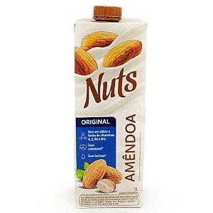 Leite de Amêndoa (Original) - 1 L - Nuts