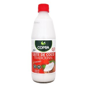 Leite de Coco Tradicional - 500ml - Copra
