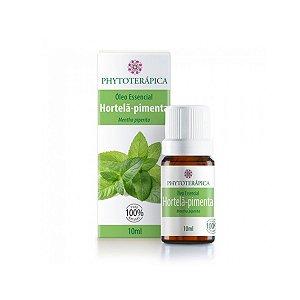 Óleo Essencial Hortelã-Pimenta - 10 ml - Phytoterápica