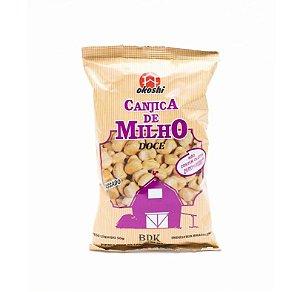 Canjica de Milho Doce Assado - 50g - Okoshi
