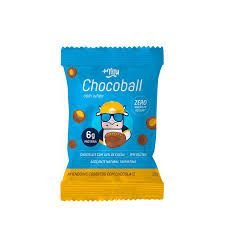 Chocoball Com Whey Sabor Amendoim Com Chocolates - 30g - +Mu