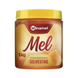 Mel Silvestre - 1 kg - Minamel