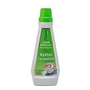 Adoçante Xylitol, Taumatina e Stevia - 60 ml - Airon