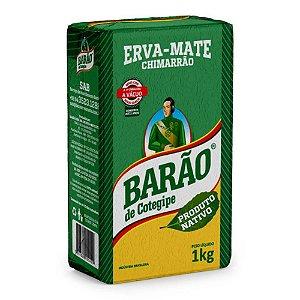 Chimarrão Erva Mate - 1kg - Barão de Cotegipe