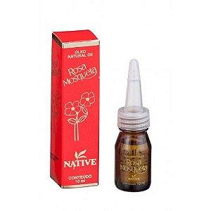 Óleo Natural de Rosa Mosqueta - 10 ml - Native