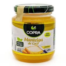 Manteiga de Coco - 200ml - Copra