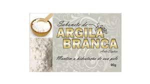 Sabonete de Argila Branca Antisséptico - 90g - Bionature