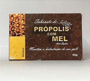 Sabonete de Própolis com Mel Antisséptico - 90g - Bionature