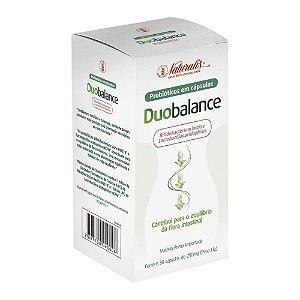 Probióticos Duobalance - 30 Cápsulas (250mg) - Naturalis