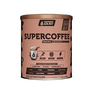 SuperCoffee Tradicional 2.0 - 220g - Caffeine Army