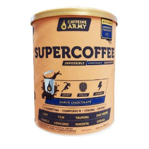 SuperCoffee Chocolate - 220g - Caffeine Army
