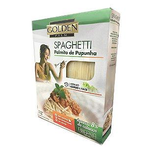 Spaghetti de Palmito Pupunha - 255g - Golden Palm