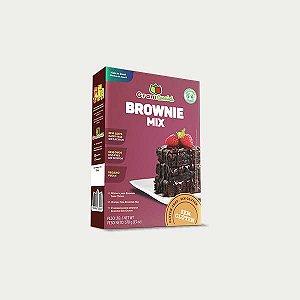 Mix Para Brownie Sem Glúten - 370g - Grani Amici