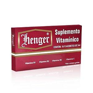 Suplemento Vitamínico - 16 Flaconetes de 5ml -  Henger