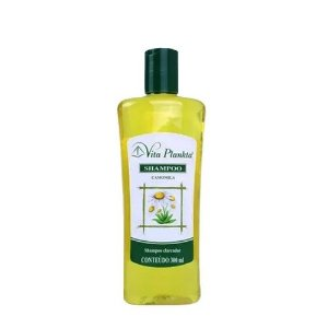 Shampoo Clareador de Camomila - 300ml - Vita Plankta
