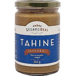 Tahine Integral - 350g - Sésamo Real
