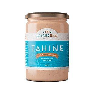 Tahine Tradicional - 320g - Sésamo Real