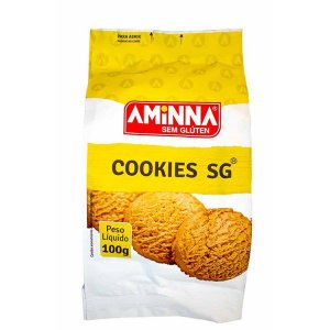 Cookies SG - 100G - Aminna