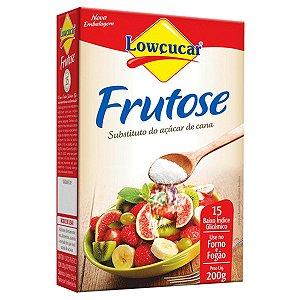 Frutose - 200g - Lowçucar