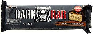 Barra Proteica Sabor Doce de Leite Com Chocolate Chip Meio Amargo  Dark Bar - 90g - Integralmedica