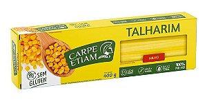 Macarrão de Milho Talharim - 400g - Carpe Etiem