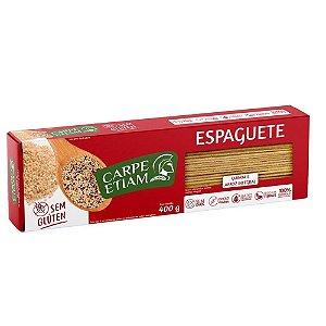 Macarrão de Quinoa e Arroz Integral - 400g - Carpe Etiam