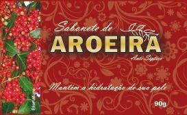 Sabonete de Aroeira Antisséptico - 90g - Bionature