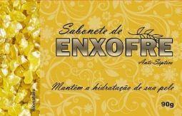 Sabonete de Enxofre Antisséptico - 90g - Bionature