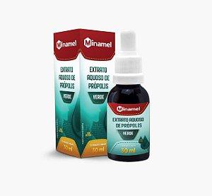 Extrato Aquoso de Propolis Verde - 30ml - Minamel