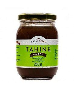 Tahine Com Cacau - 250g - Sésamo Real
