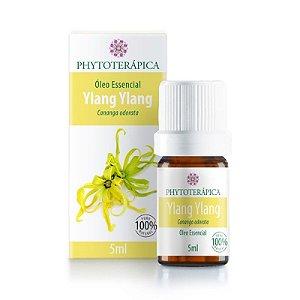 Óleo Essencial de Ylang Ylang (Cananga odorata) - 5 ml -Phytoterápica