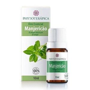 Óleo Essencial de Manjericão (Ocimum Basilicum) - 10 ml - Phytoterápica