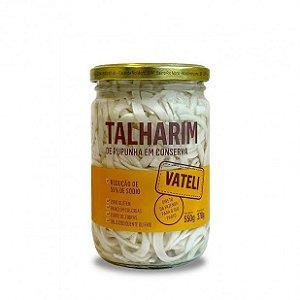 Talharim de Pupunha em Conserva - 550g - Viteli