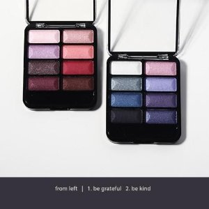 Femme Advice Shimmer Eyeshadow Pallete- 3. Be Strong- Paleta de sombra