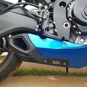 Escapamento Esportivo Suzuki GSXR Srad 750 Willy Made 2014 em diante