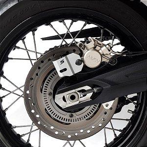 Protetor do sensor ABS do freio traseiro Triumph Tiger 800