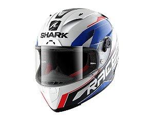 Capacete Shark RACE-R PRO SAUER WBR