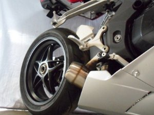 Escapamento Esportivo MV Agusta F4 1000R / RR Firetong Flame