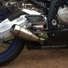 Escapamento Esportivo BMW S1000RR Flame Firetong até 2014