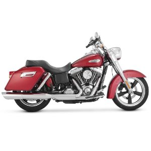Ponteira Twin Slash Switchback 2012 2016 Vance Hines
